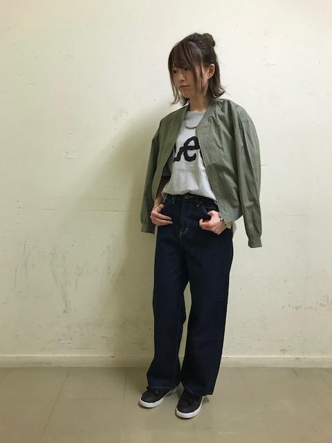 【Lee】Tシャツ