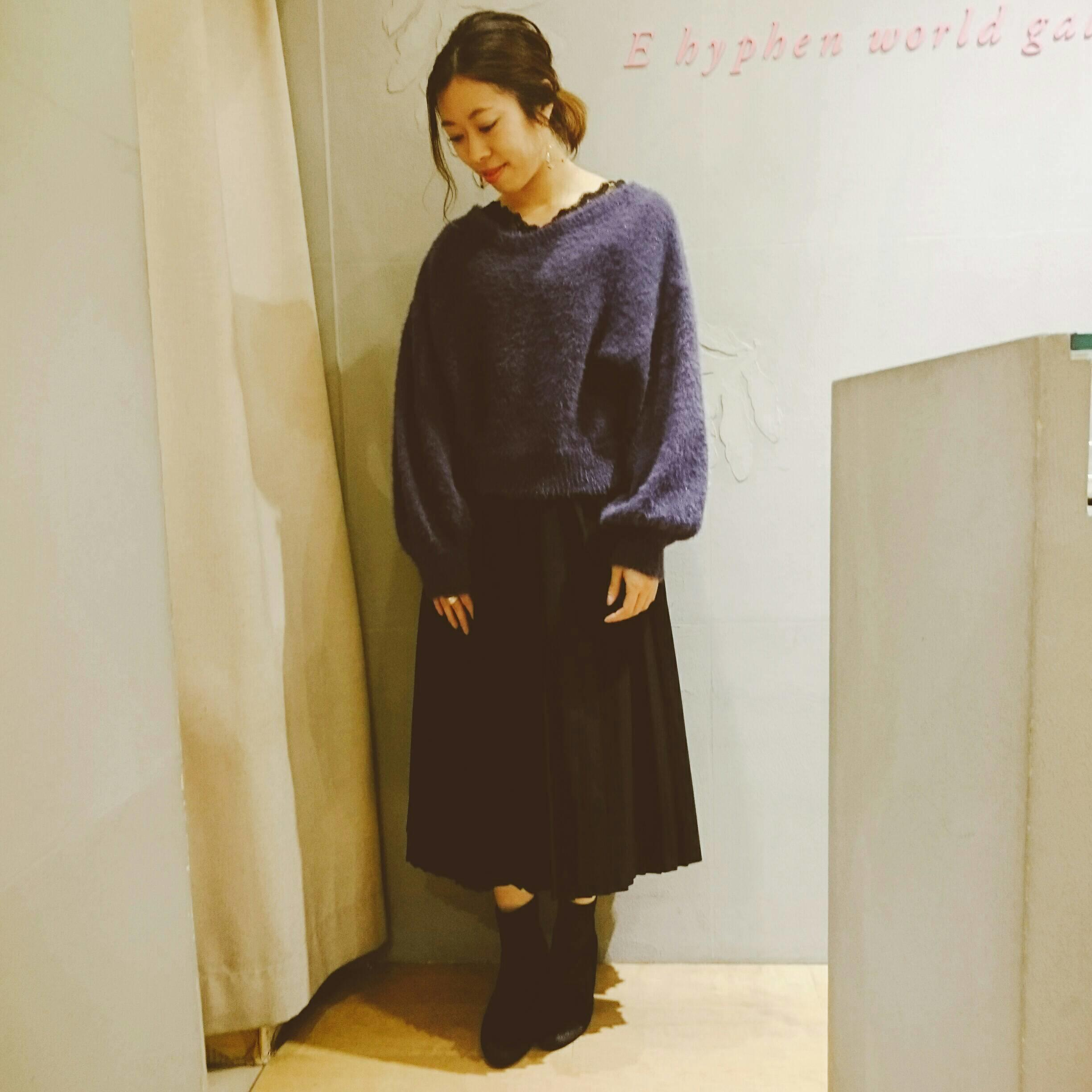 set★item →knit→